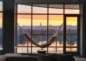 Рулонные шторы для больших окон с системой ATLANT 65 и 80